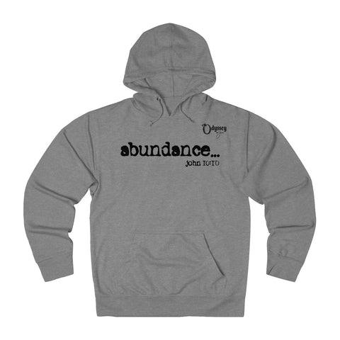 Odyssey Abundance Men's French Terry Hoodie