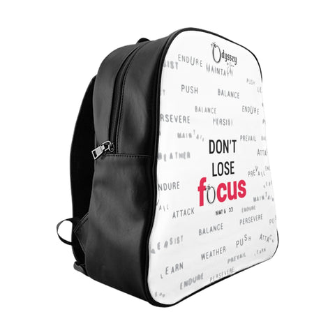 Odyssey Don't Lose Focus Backpack