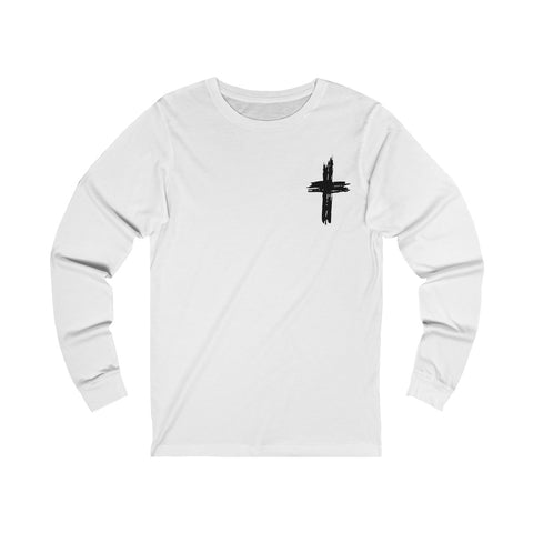 Odyssey Cross My Heart Women's Long Sleeve Tee