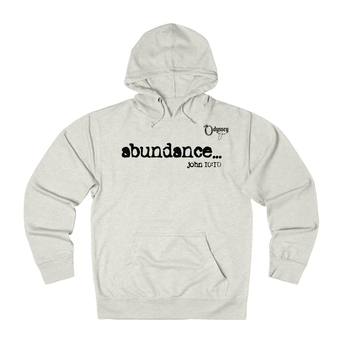 Odyssey Abundance Women's French Terry Hoodie