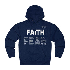 Odyssey Faith Over Fear Women's French Terry Hoodie