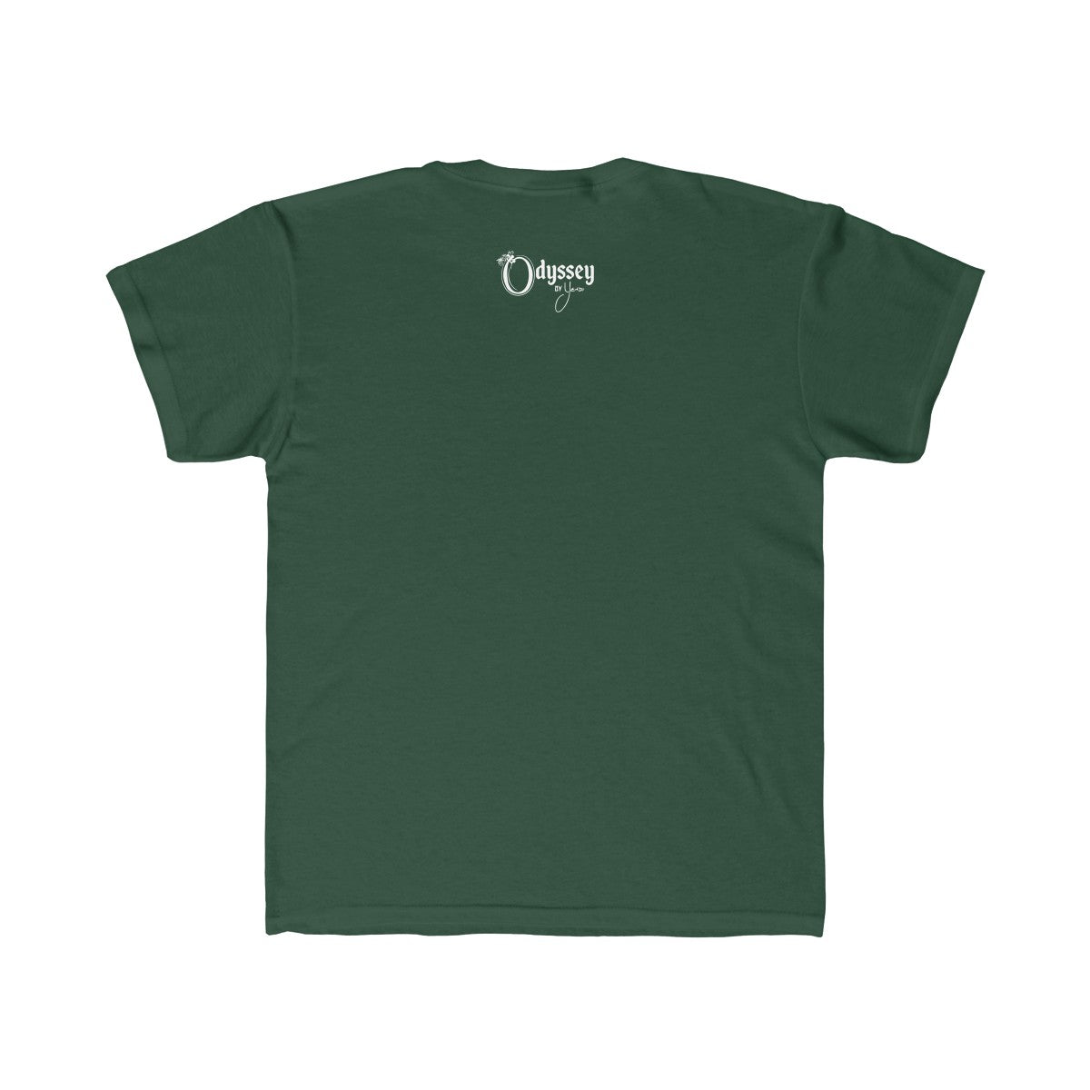 Odyssey Cross My Heart Kids Tee