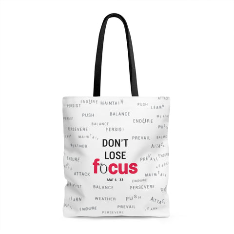 Odyssey Don't Lose Focus Tote Bag