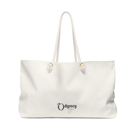 Odyssey Faith Over Fear Weekender Bag