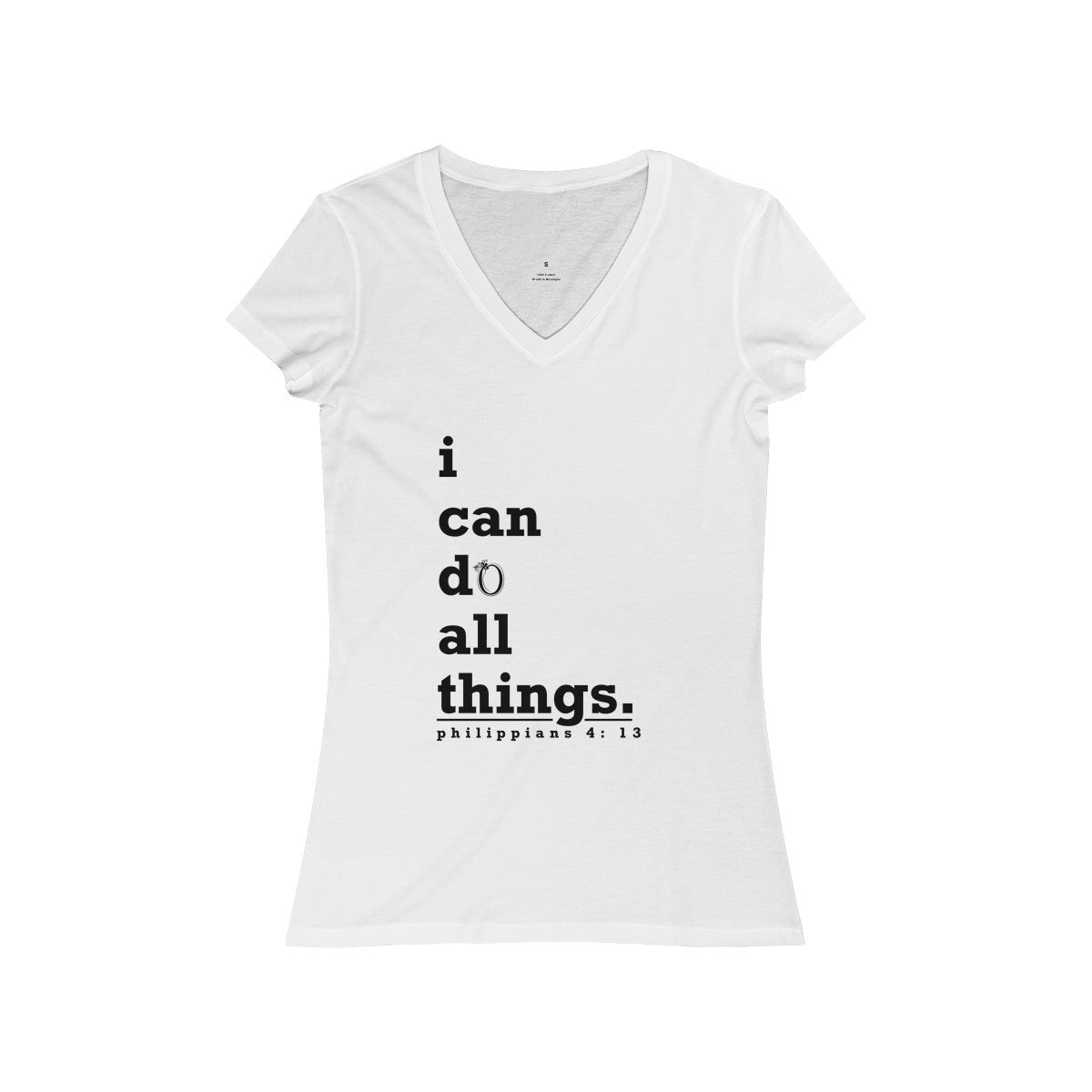 Odyssey I Can Do All Things Women's Tee