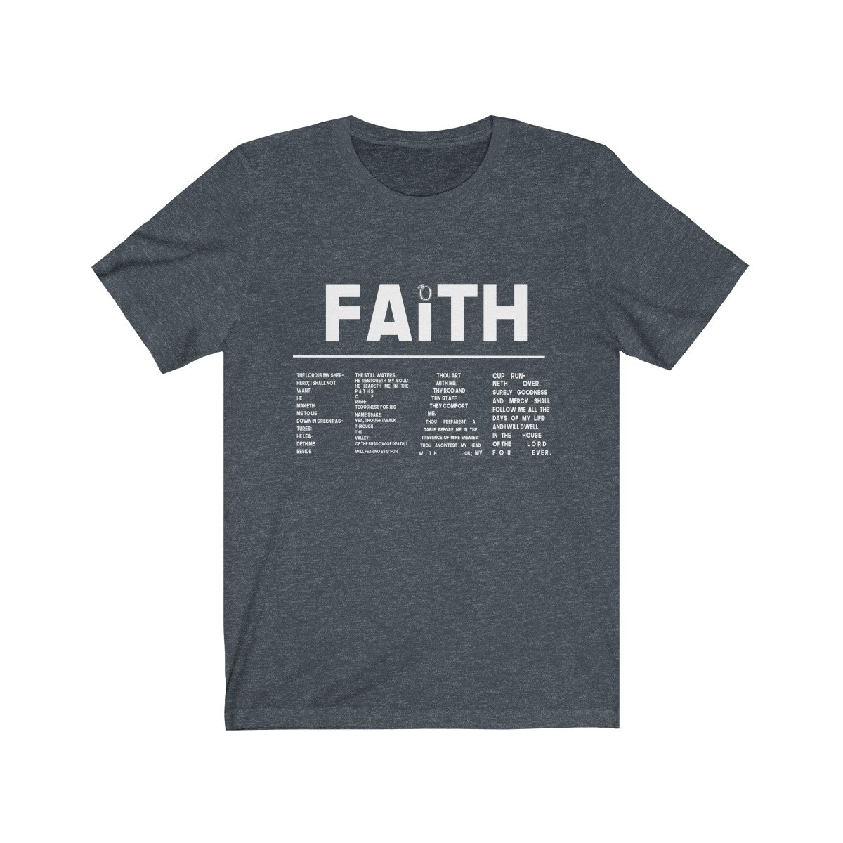 Odyssey Faith Over Fear Men's T-shirt