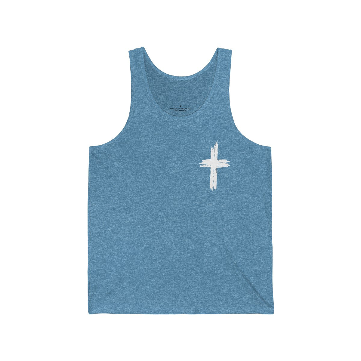 Odyssey Cross My Heart Men's Muscle Tee