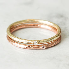 Coruscent Ring-Rose Gold