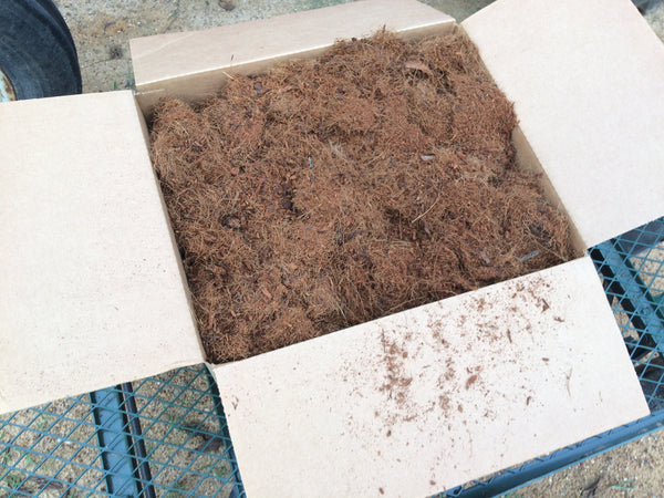 Copy of A Box of Coco Coir Fiber Mix  1.5 cubic feet   13  lbs