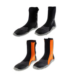 Mens 5mm Neoprene Zipper Wetsuit Boots Surfing Diving Kayak 3-8#(34-45) for Underwater Sports Bodyboard Jetski Spearfishing