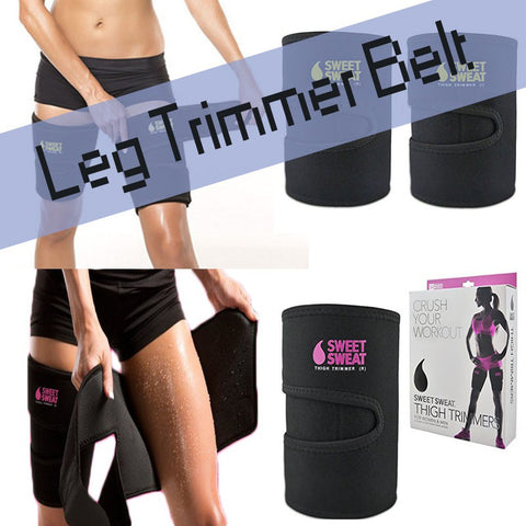 Lover-Beauty Sport Leg Belt Fat Burning Exercise Premium Thigh Trimmers for Men & Women