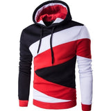 2017 Mew Spring Fashion Men's Slim Fit Hoodies Casual Long  Sweatshirt Longsleeve Pullover