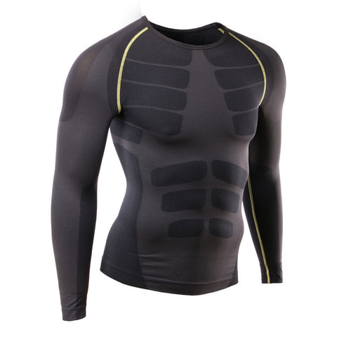 Men's Compression Longsleeve Top