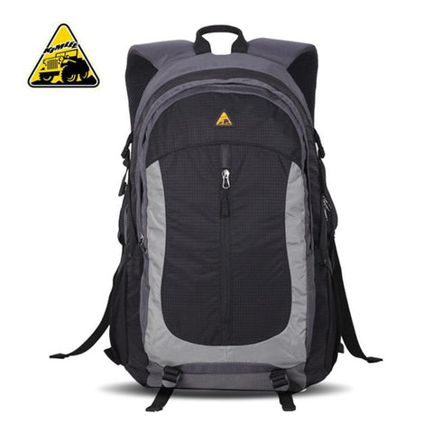 KIMLEE 25L Outdoor Sports Bag Waterproof Hiking Camping Backpack Mountain Rock Climbing Backpack Rucksack with Rain Cover New