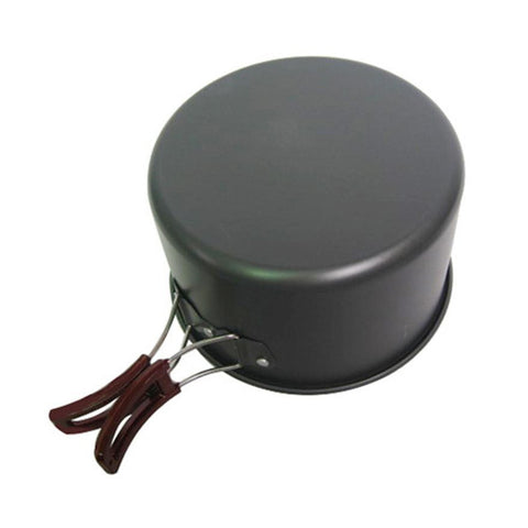 Large Aluminum Alloy Camping Cook Pot