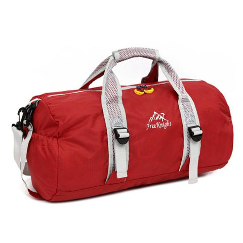 Large Nylon Gym Bag