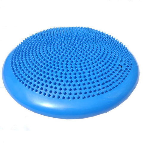 Yoga Ball/Wobble Cushion for Knee and Ankle Exercises