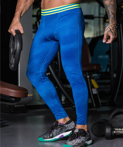 Men's Compression Pants In Many Colors