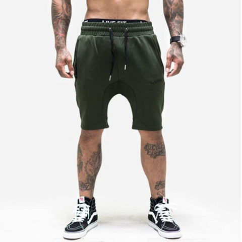 Men's Gym Shorts In Multiple Colors