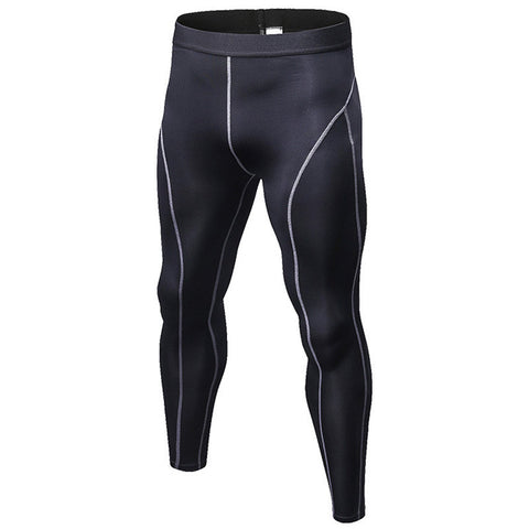 Men's Compression Pants In Multiple Colors