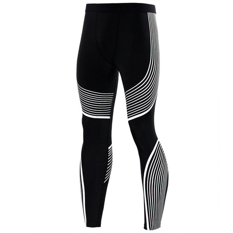 Men's Compression Pants Multiple Colors