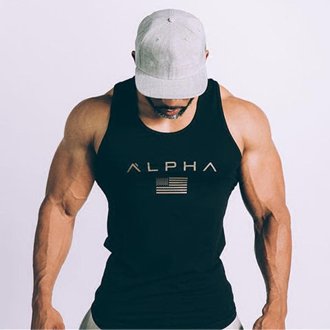 Men's Alpha Tank Top