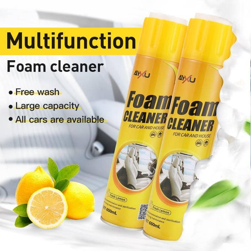 Multi-Purpose Foam Cleaner (Buy1, Take2)