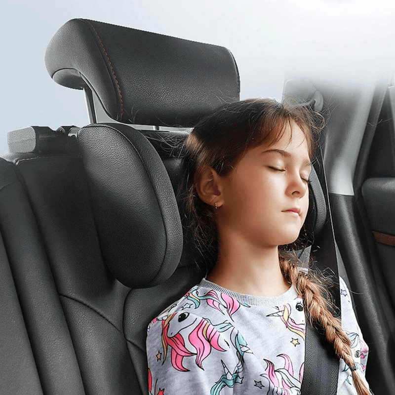 Premium Car Headrest Support