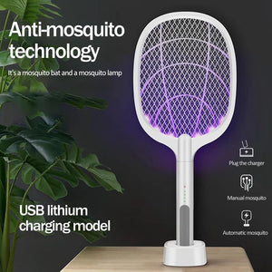 Smart Mosquito Racket