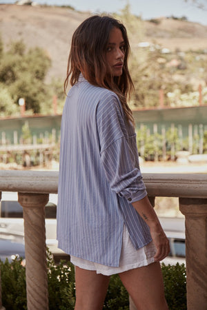 Wild One Blue Tunic
