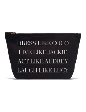 Pouch-Dress Like Coco