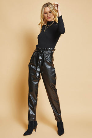 Rooftop Vegan Leather Pant
