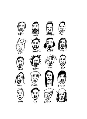 Hip Hop Heads