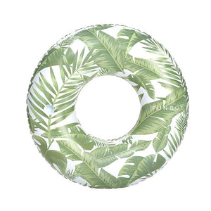 Tropical Jungle Tube Float