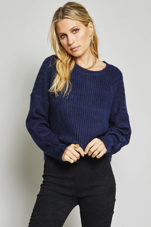 Young Stars Sweater Navy