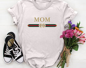 Mom and Dad GG Tee