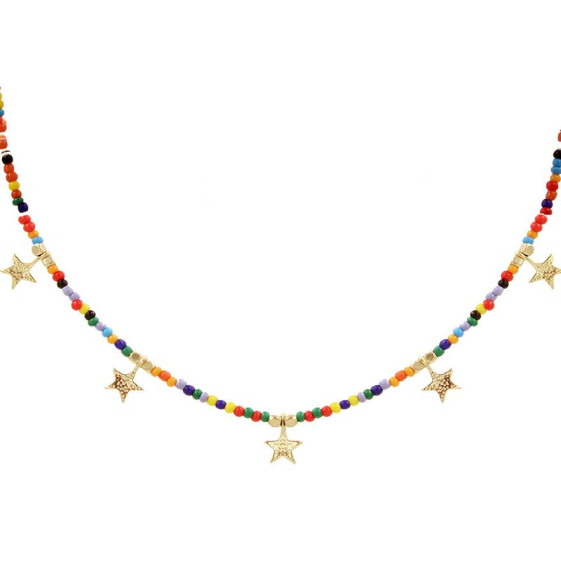 Always on Vacay Star Necklace