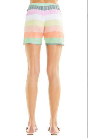 Sorbet Stripes Shorts