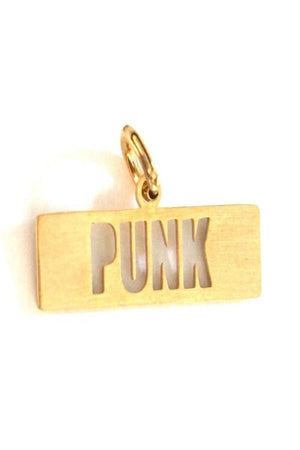 PUNK DOG TAG