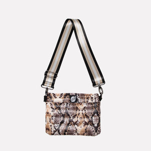 Bum Bag/ Cross Body Snakeskin