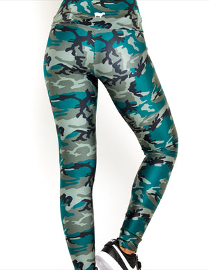 Street Camo Leggings