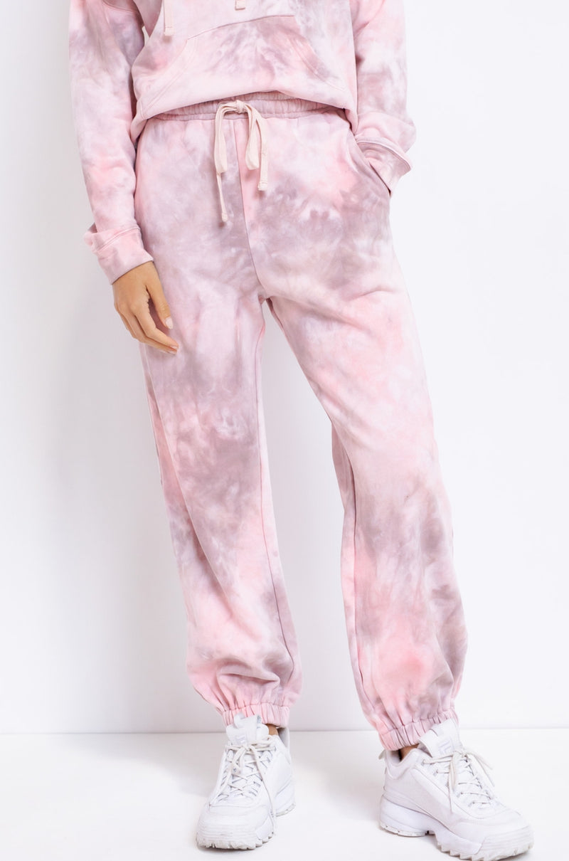 Unicorn Tie Dye Jogger Pants