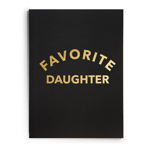 Favorite Daughter Journal