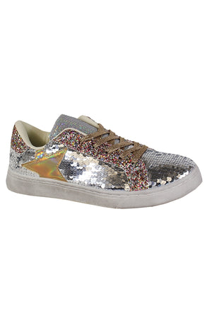 Glitter All Star Shoe