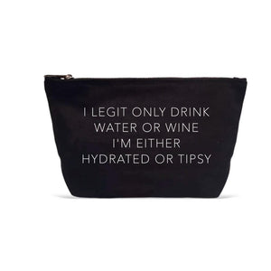 Hydrated and Tipsy Pouch
