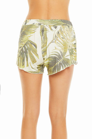 Cool Jersey Lounge Palm Shorts