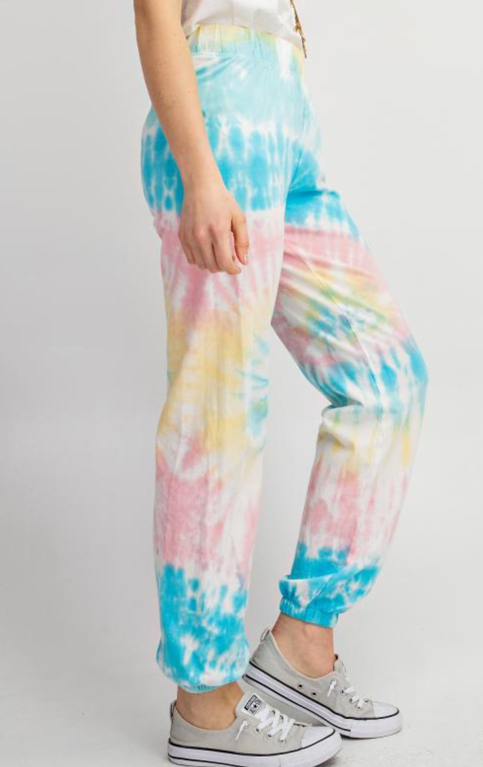 TIE-DYED SUPIMA COTTON JOGGER