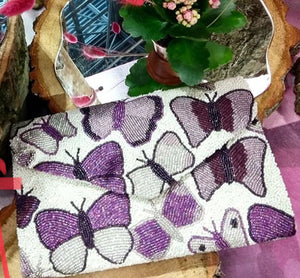 Butterfly Envelope Clutch