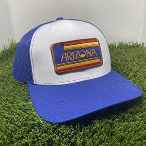 Iconic Arizona Stripe Trucker Hat
