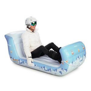 Inflatable Winter Sleigh